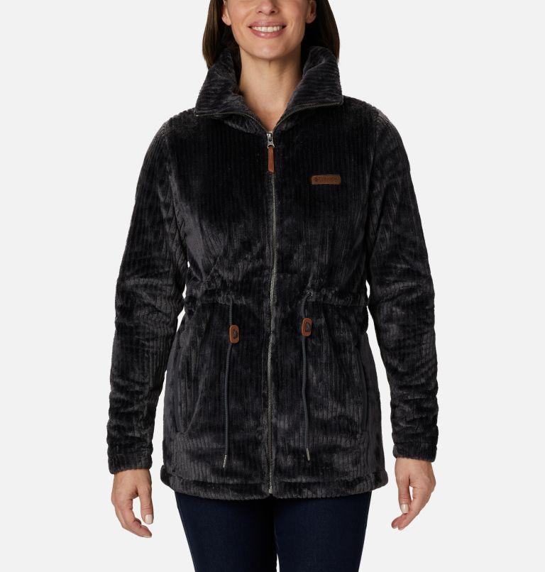 Women's Fire Side™ Long Full Zip Sherpa Fleece Jacket Women's Fire Side™ Long Full Zip Sherpa Fleece Jacket, front