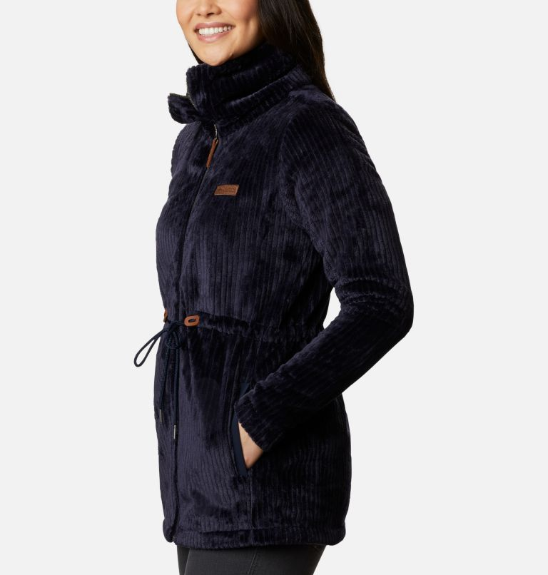 Women's Fire Side™ Long Full Zip Sherpa Fleece Jacket Women's Fire Side™ Long Full Zip Sherpa Fleece Jacket, a1