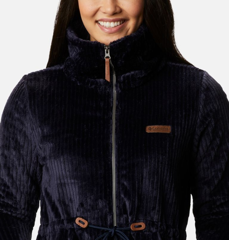 Women's Fire Side™ Long Full Zip Sherpa Fleece Jacket Women's Fire Side™ Long Full Zip Sherpa Fleece Jacket, a2