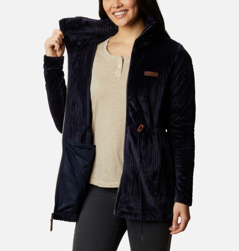 Women's Fire Side™ Long Full Zip Sherpa Fleece Jacket Women's Fire Side™ Long Full Zip Sherpa Fleece Jacket, a3