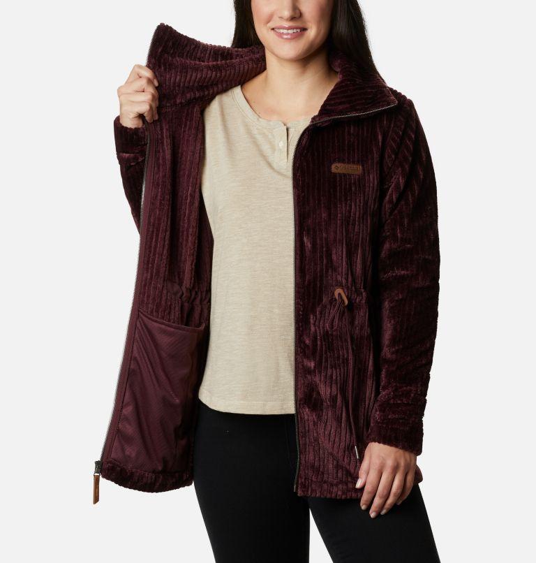 Women's Fire Side™ Long Full Zip Sherpa Fleece Jacket Women's Fire Side™ Long Full Zip Sherpa Fleece Jacket, a3
