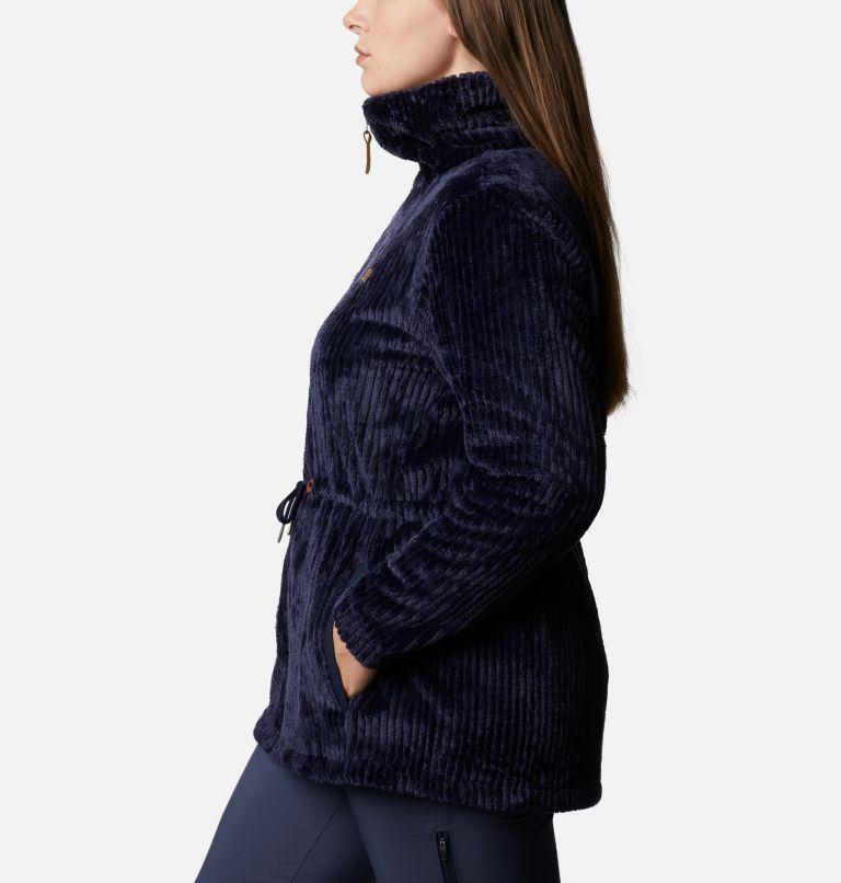Women's Fire Side™ Long Full Zip Sherpa Fleece Jacket - Plus Size Women's Fire Side™ Long Full Zip Sherpa Fleece Jacket - Plus Size, a1