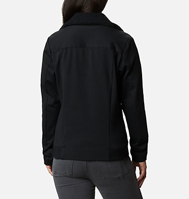Women's Butte Hike™ Full Zip Jacket Butte Hike™ FZ Jacket | 010 | L, Black, back