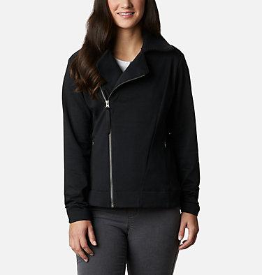 Women's Butte Hike™ Full Zip Jacket Butte Hike™ FZ Jacket | 010 | L, Black, front