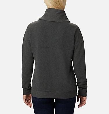 Women's Firwood™ Ottoman Pullover Shirt Firwood™ Ottoman Pullover | 191 | L, Shark Heather, back