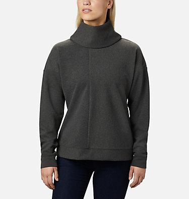 Women's Firwood™ Ottoman Pullover Shirt Firwood™ Ottoman Pullover | 191 | L, Shark Heather, front