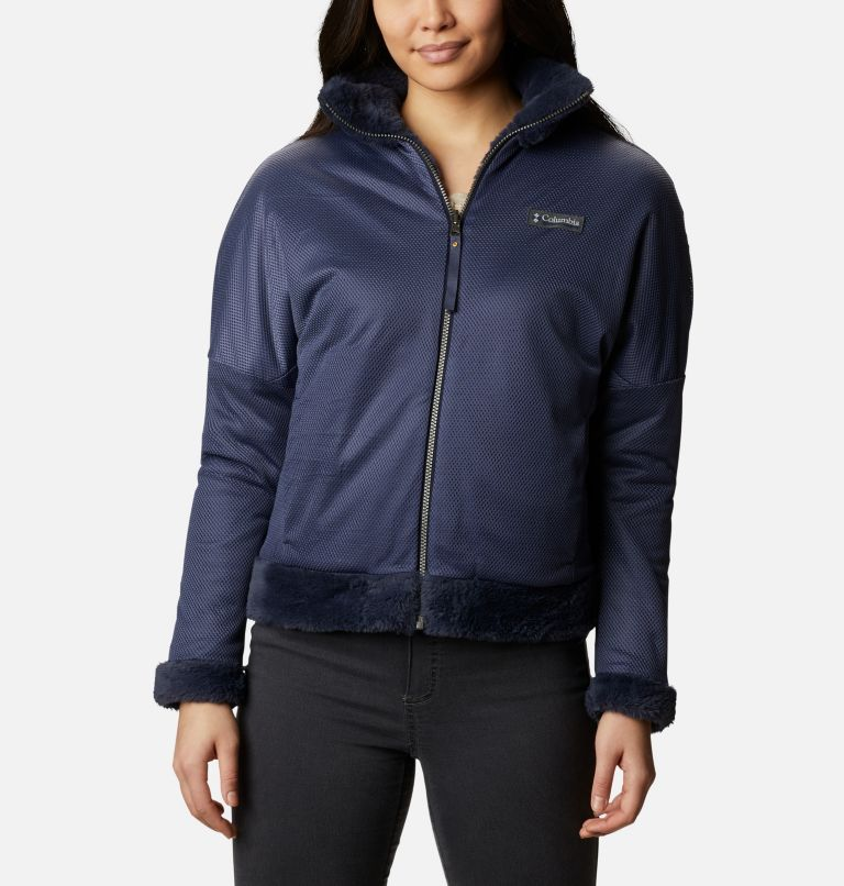 Bundle Up™ Full Zip Fleece | 472 | XS Women's Bundle Up™ Fleece, Dark Nocturnal, Nocturnal, a3