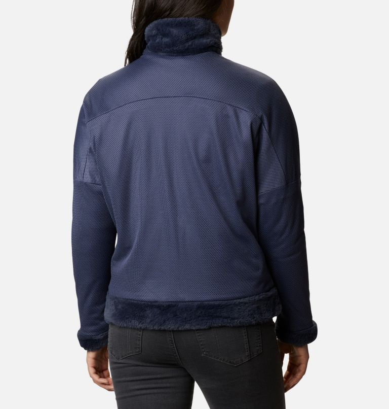 Bundle Up™ Full Zip Fleece | 472 | M Women's Bundle Up™ Fleece, Dark Nocturnal, Nocturnal, a4