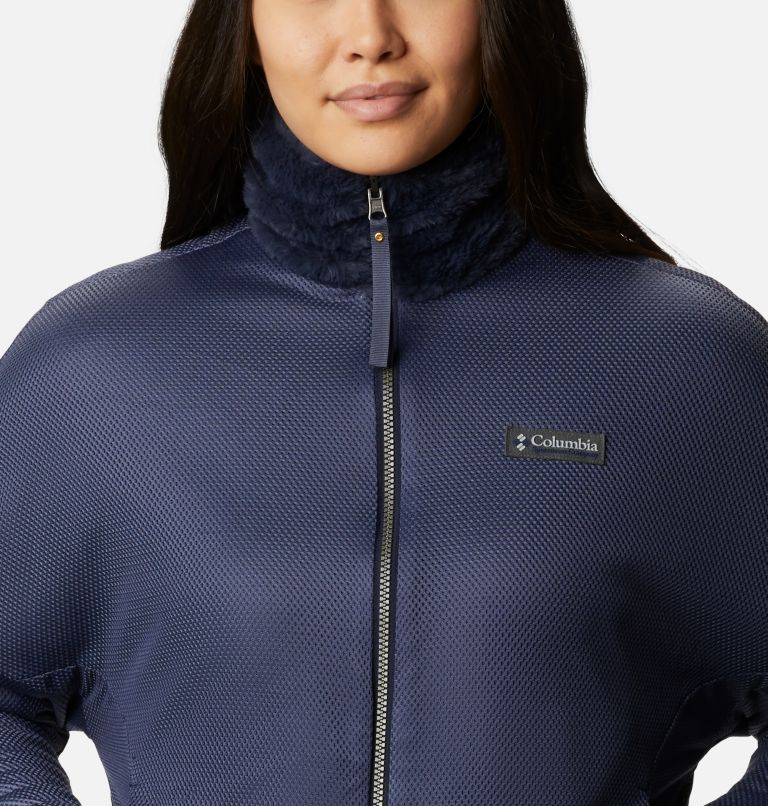 Bundle Up™ Full Zip Fleece | 472 | XS Women's Bundle Up™ Fleece, Dark Nocturnal, Nocturnal, a5