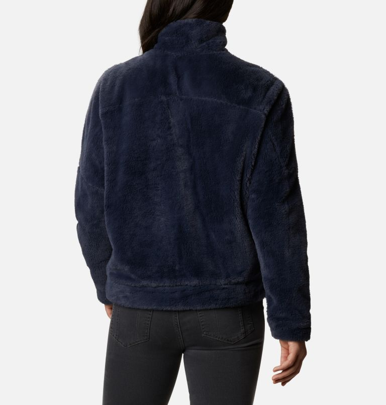 Bundle Up™ Full Zip Fleece | 472 | L Women's Bundle Up™ Fleece, Dark Nocturnal, Nocturnal, back