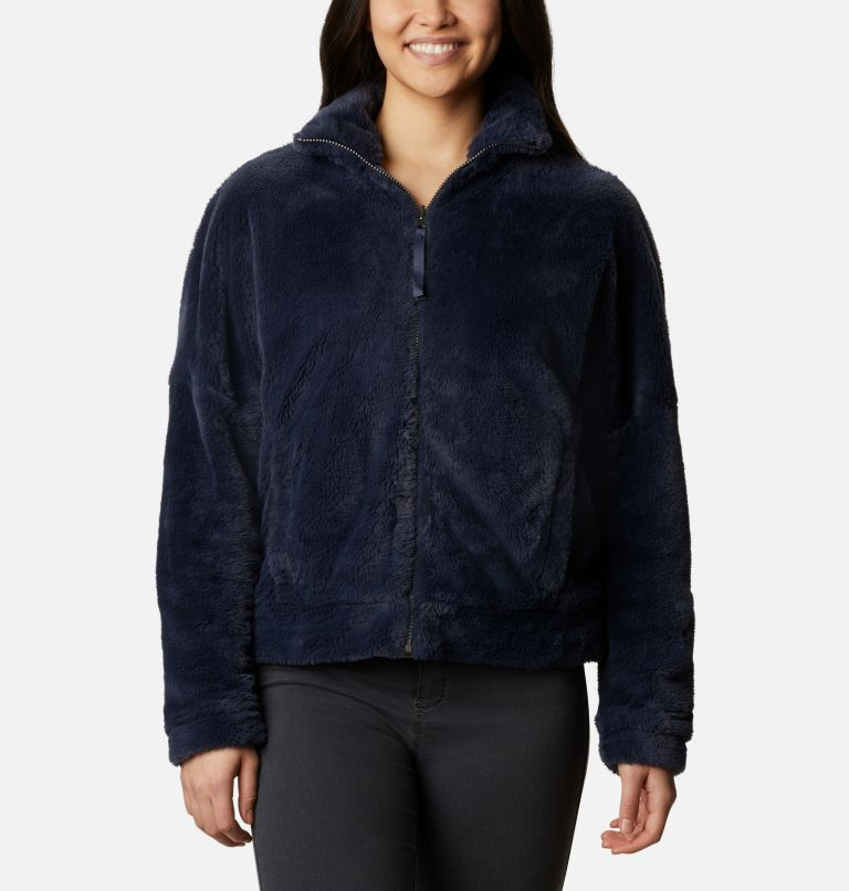 Bundle Up™ Full Zip Fleece | 472 | XS Women's Bundle Up™ Fleece, Dark Nocturnal, Nocturnal, front