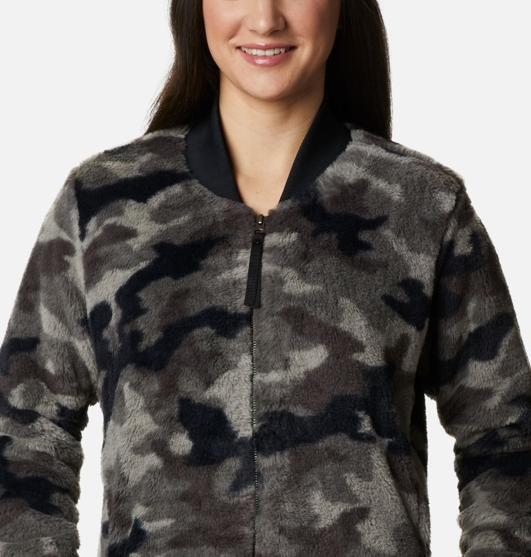 Women's Bundle Up™ Printed Fleece Jacket Women's Bundle Up™ Printed Fleece Jacket, a2