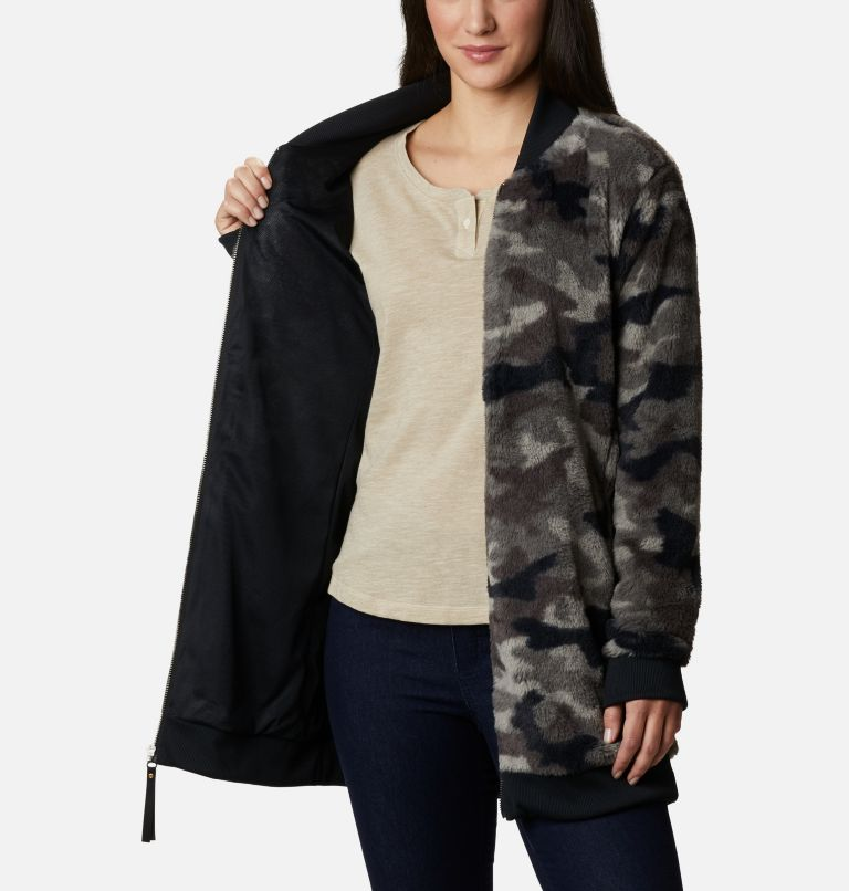Women's Bundle Up™ Printed Fleece Jacket Women's Bundle Up™ Printed Fleece Jacket, a3