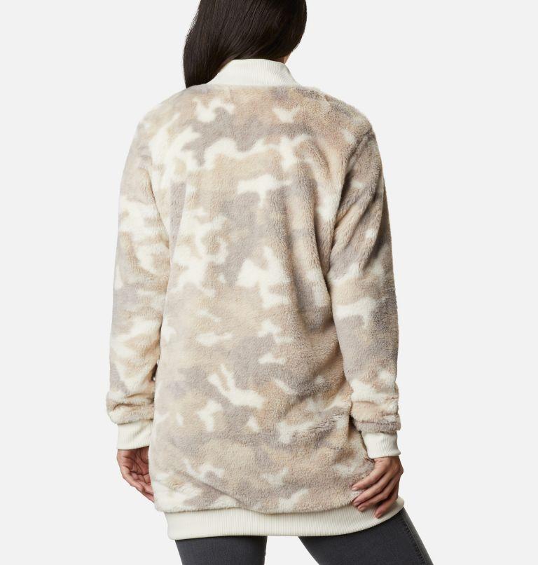Manteau imprimé en laine polaire Bundle Up™ pour femme Manteau imprimé en laine polaire Bundle Up™ pour femme, back