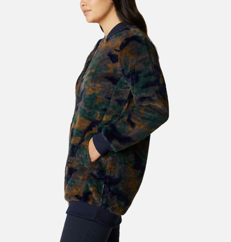Women's Bundle Up™ Printed Fleece Jacket Women's Bundle Up™ Printed Fleece Jacket, a1