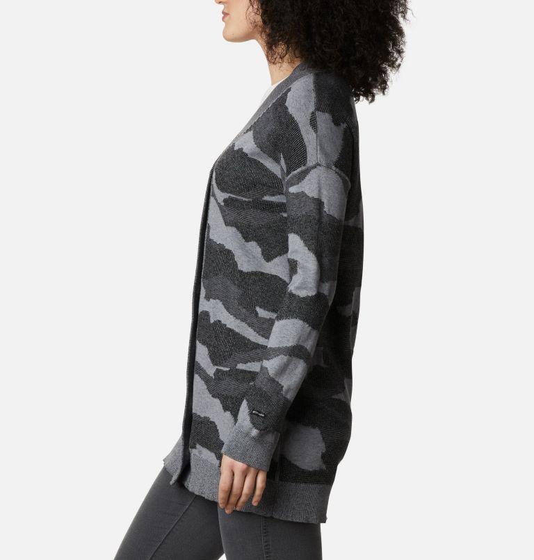 Firwood™ Sweater Cardigan | 010 | L Women's Firwood™ Sweater Cardigan, Black Camo, a1