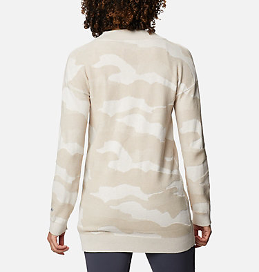 Women's Firwood™ Sweater Cardigan Firwood™ Sweater Cardigan | 370 | L, Chalk Camo, back