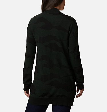 Women's Firwood™ Sweater Cardigan Firwood™ Sweater Cardigan | 370 | L, Spruce Camo, back