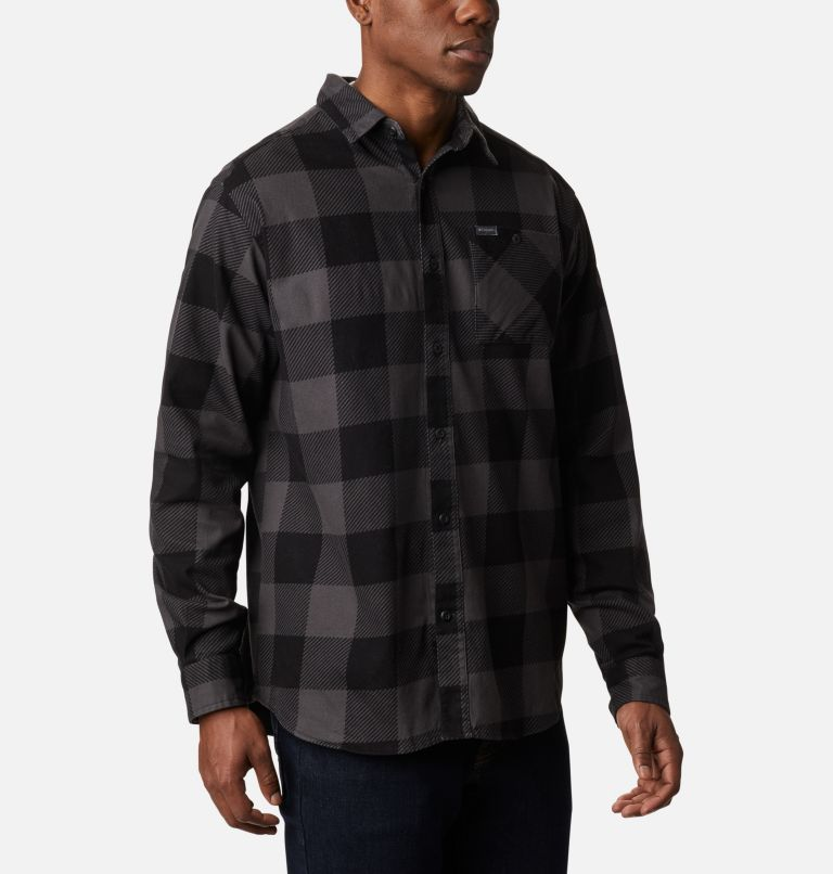 Men's Outdoor Elements™ Printed Flannel Men's Outdoor Elements™ Printed Flannel, a3
