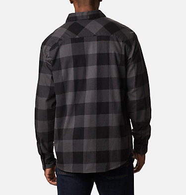 Men's Outdoor Elements™ Printed Flannel Outdoor Elements™ Printed Flannel | 316 | XL, Black Buffalo, back