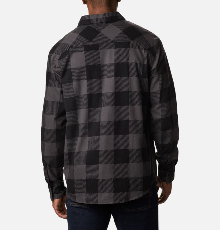 Men's Outdoor Elements™ Printed Flannel Men's Outdoor Elements™ Printed Flannel, back