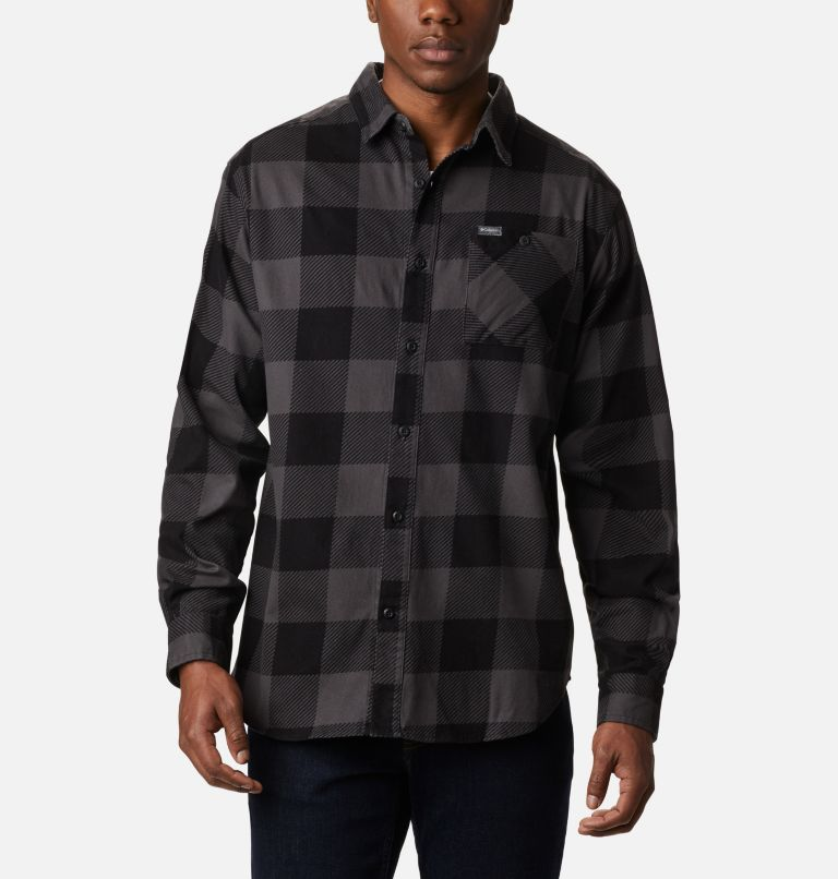 Men's Outdoor Elements™ Printed Flannel Men's Outdoor Elements™ Printed Flannel, front