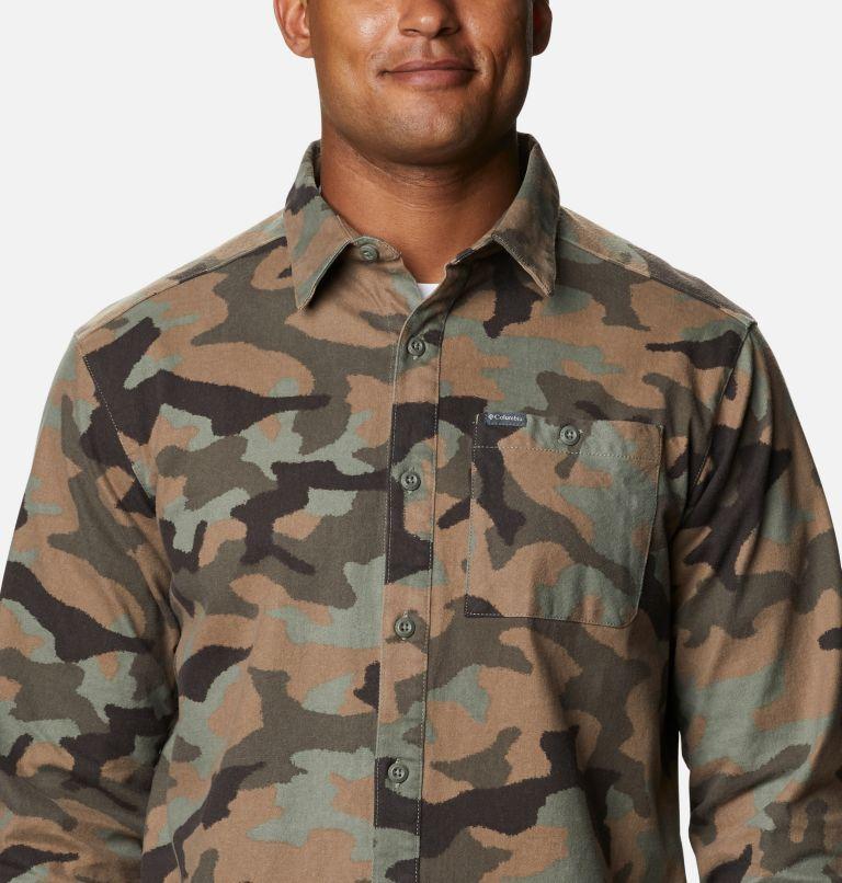 Men's Outdoor Elements™ Printed Flannel Men's Outdoor Elements™ Printed Flannel, a2