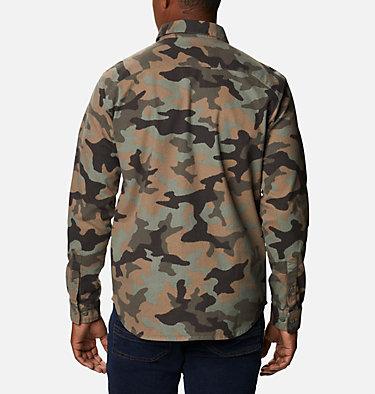 Men's Outdoor Elements™ Printed Flannel Outdoor Elements™ Printed Flannel   316   XL, Cypress Camo, back