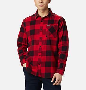 Men's Outdoor Elements™ Printed Flannel