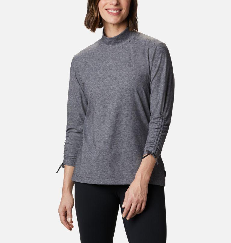 Haut à manches 3/4 en tricot côtelé Firwood™ pour femme Haut à manches 3/4 en tricot côtelé Firwood™ pour femme, front