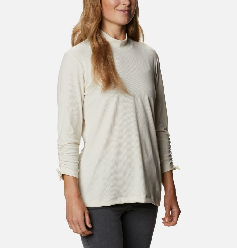 Women's Firwood™ Ribbed Knit Three-Quarter Sleeve Shirt Women's Firwood™ Ribbed Knit Three-Quarter Sleeve Shirt, a3