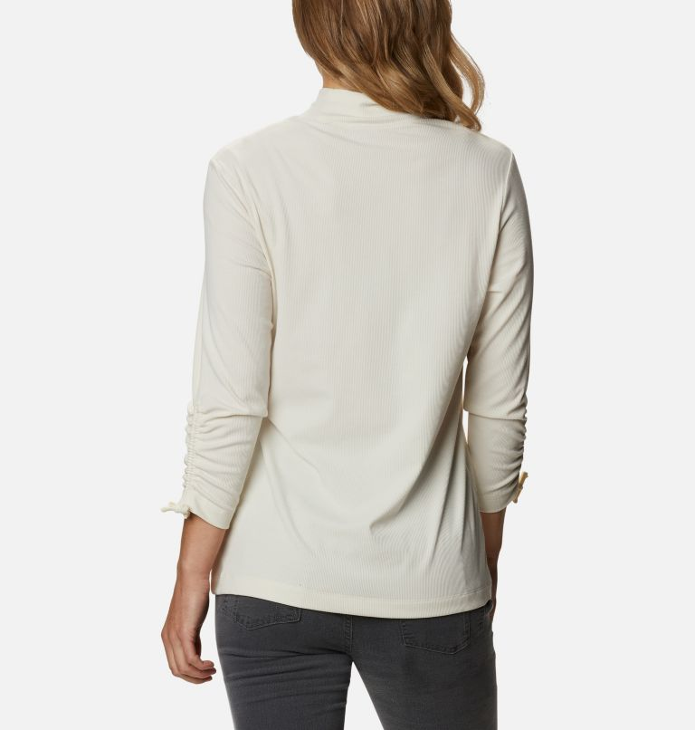 Women's Firwood™ Ribbed Knit Three-Quarter Sleeve Shirt Women's Firwood™ Ribbed Knit Three-Quarter Sleeve Shirt, back