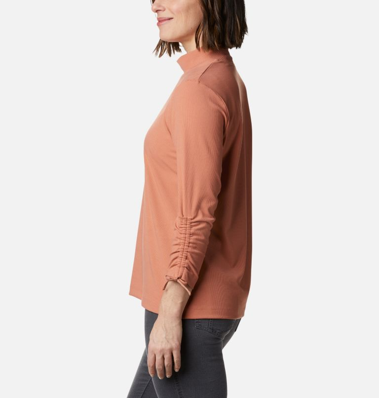Women's Firwood™ Ribbed Knit Three-Quarter Sleeve Shirt Women's Firwood™ Ribbed Knit Three-Quarter Sleeve Shirt, a1