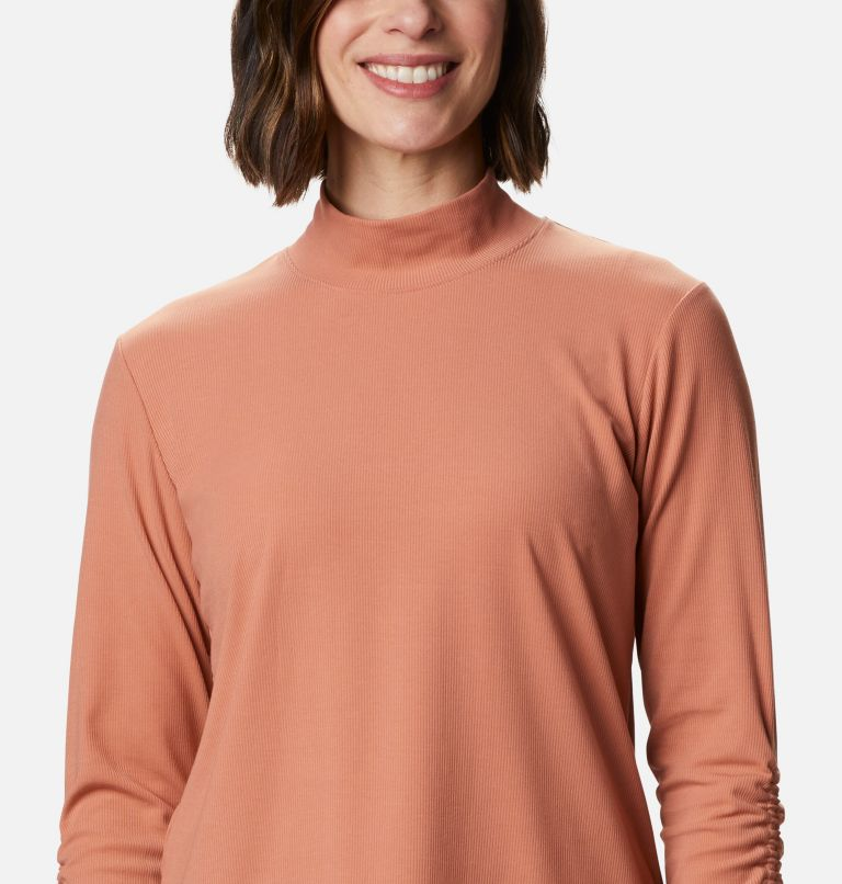 Women's Firwood™ Ribbed Knit Three-Quarter Sleeve Shirt Women's Firwood™ Ribbed Knit Three-Quarter Sleeve Shirt, a2