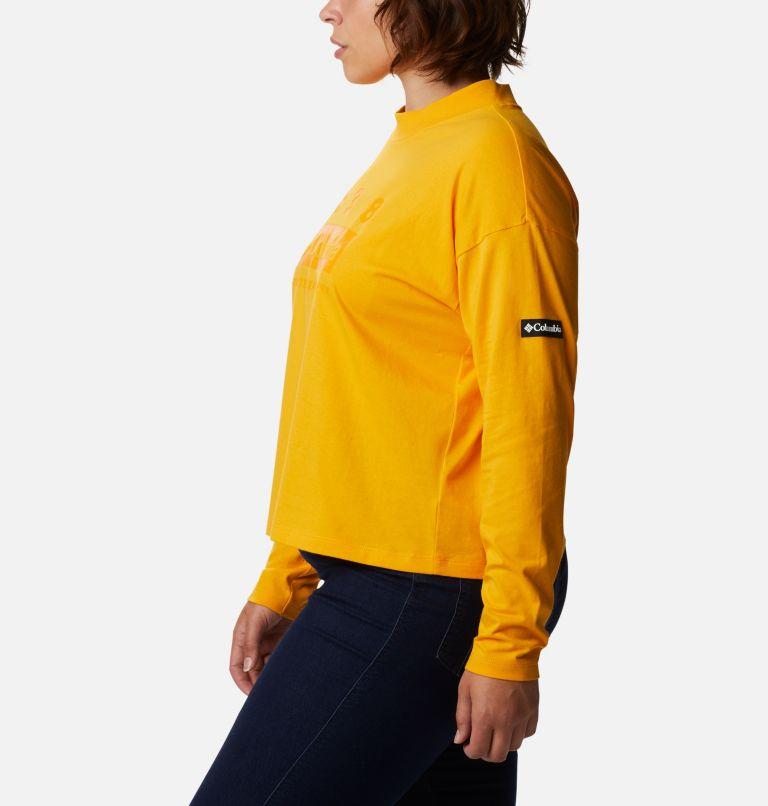 Women's Columbia Lodge™ Mock Neck Shirt - Plus Size Women's Columbia Lodge™ Mock Neck Shirt - Plus Size, a1