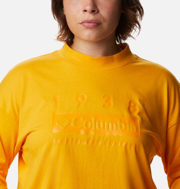 Women's Columbia Lodge™ Mock Neck Shirt - Plus Size Women's Columbia Lodge™ Mock Neck Shirt - Plus Size, a2