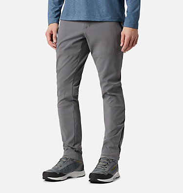 Men's Tech Trail™ Warm Pants Tech Trail™ Warm Pant | 010 | 36, City Grey, front