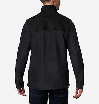 Men's Cottonwood Park™ Half Snap Fleece Pullover Cottonwood Park™ Half Snap | 010 | XL, Black, back
