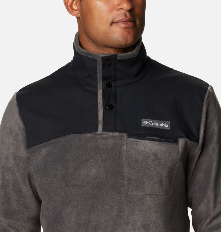 Men's Cottonwood Park™ Half Snap Fleece Pullover Men's Cottonwood Park™ Half Snap Fleece Pullover, a2