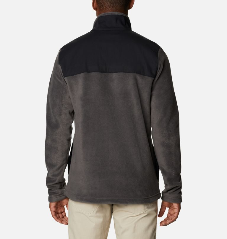Men's Cottonwood Park™ Half Snap Fleece Pullover Men's Cottonwood Park™ Half Snap Fleece Pullover, back