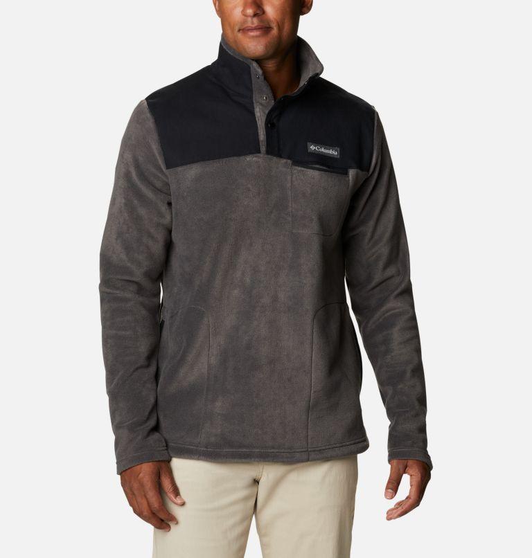 Men's Cottonwood Park™ Half Snap Fleece Pullover Men's Cottonwood Park™ Half Snap Fleece Pullover, front