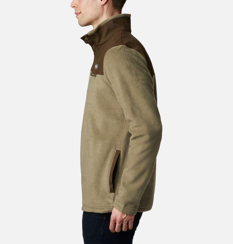 Manteau en laine polaire avec demi-fermeture à boutons-pression Cottonwood Park™ pour homme Manteau en laine polaire avec demi-fermeture à boutons-pression Cottonwood Park™ pour homme, a1