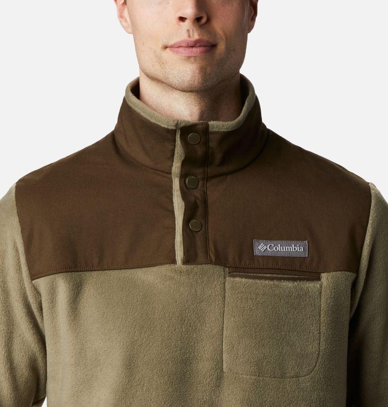 Manteau en laine polaire avec demi-fermeture à boutons-pression Cottonwood Park™ pour homme Manteau en laine polaire avec demi-fermeture à boutons-pression Cottonwood Park™ pour homme, a2