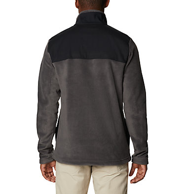 Polaire à demi patte pressionnée Cottonwood Park homme Cottonwood Park™ Half Snap | 370 | XXL, Shark, Black, back