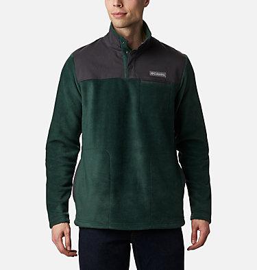 Cottonwood Park Half Snap Fleece Pullover für Männer Cottonwood Park™ Half Snap | 370 | XXL, Spruce, Shark, front