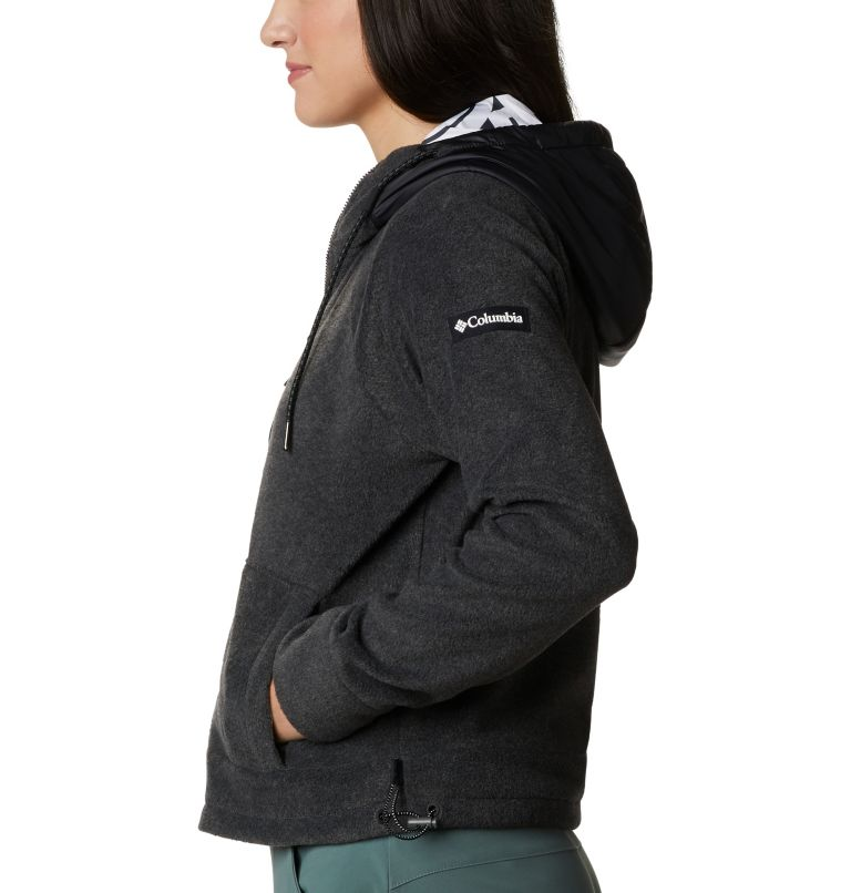 Women's Exploration™ Hooded Full Zip Fleece Jacket Women's Exploration™ Hooded Full Zip Fleece Jacket, a1