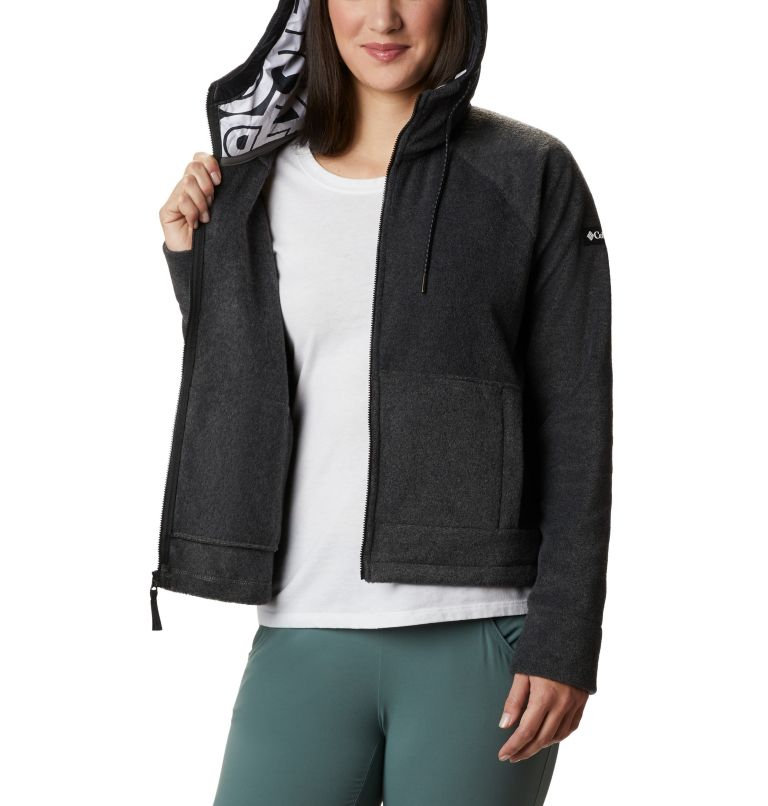 Women's Exploration™ Hooded Full Zip Fleece Jacket Women's Exploration™ Hooded Full Zip Fleece Jacket, a4