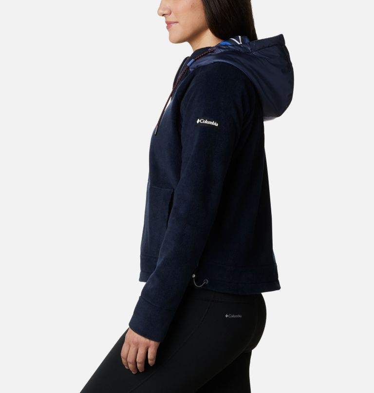 Women's Exploration™ Hooded Full Zip Fleece Jacket - Plus Size Women's Exploration™ Hooded Full Zip Fleece Jacket - Plus Size, a1