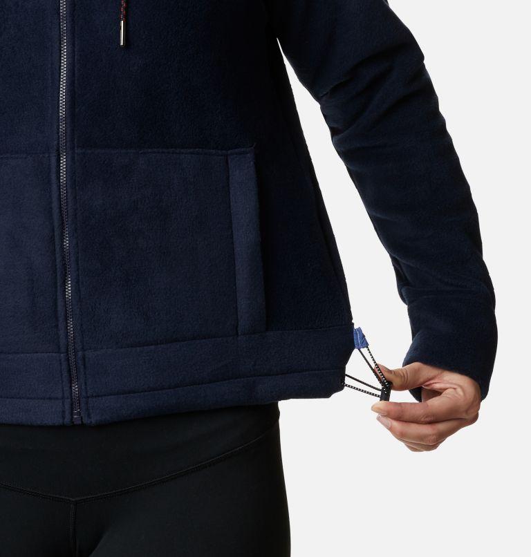 Women's Exploration™ Hooded Full Zip Fleece Jacket - Plus Size Women's Exploration™ Hooded Full Zip Fleece Jacket - Plus Size, a3
