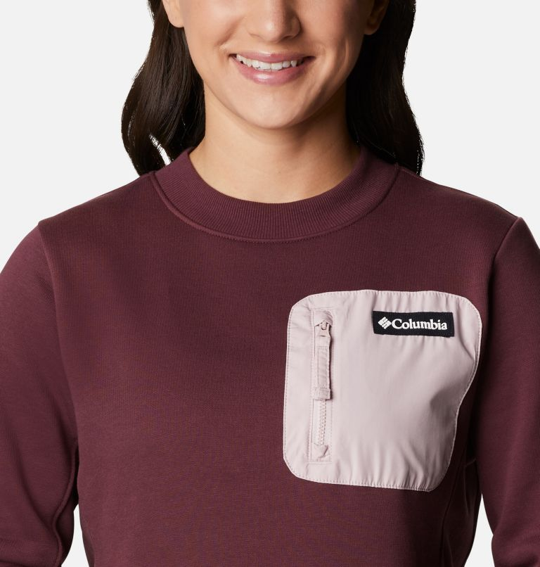 Women's Columbia Lodge™ Pullover Sweatshirt Women's Columbia Lodge™ Pullover Sweatshirt, a2